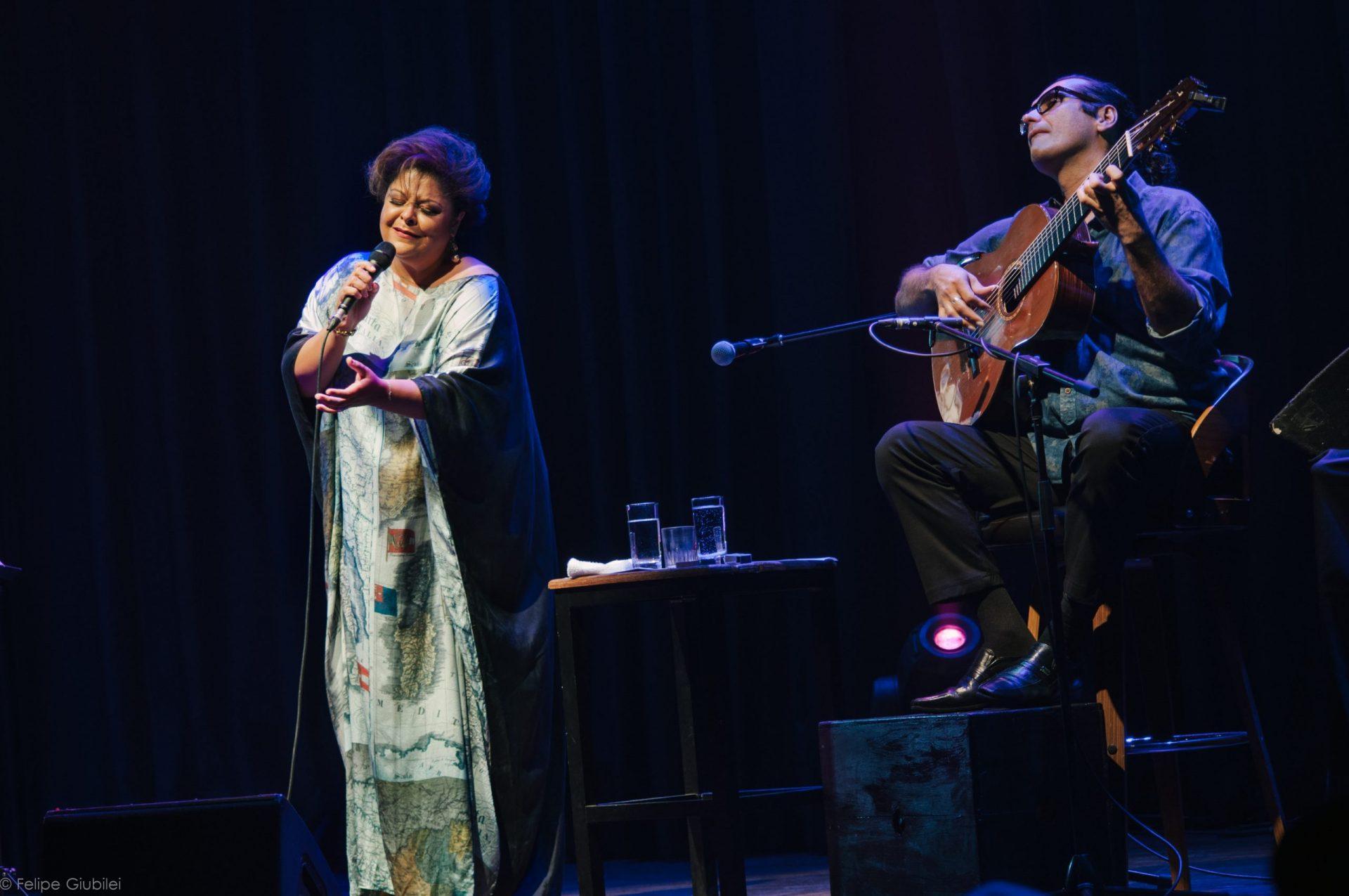 Imagem 9 do Evento Fabiana Cozza e as Canções de Dona Ivone Lara