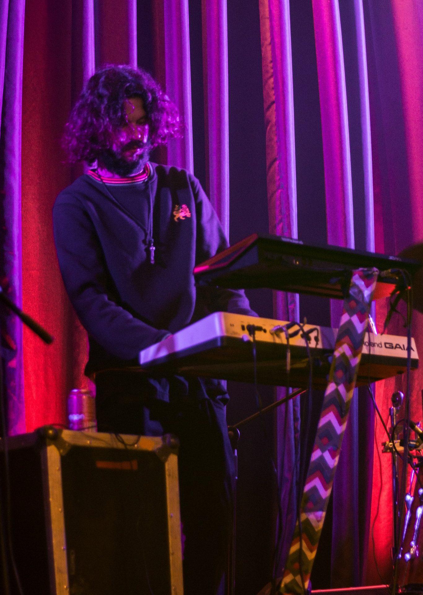 Imagem 2 do Evento Noite Trovoa | Àttøøxxá e Afrocidade