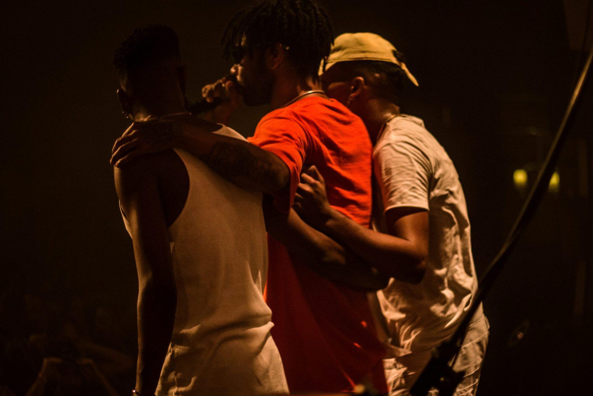 Imagem 5 do Evento Noite Trovoa | Àttøøxxá e Afrocidade