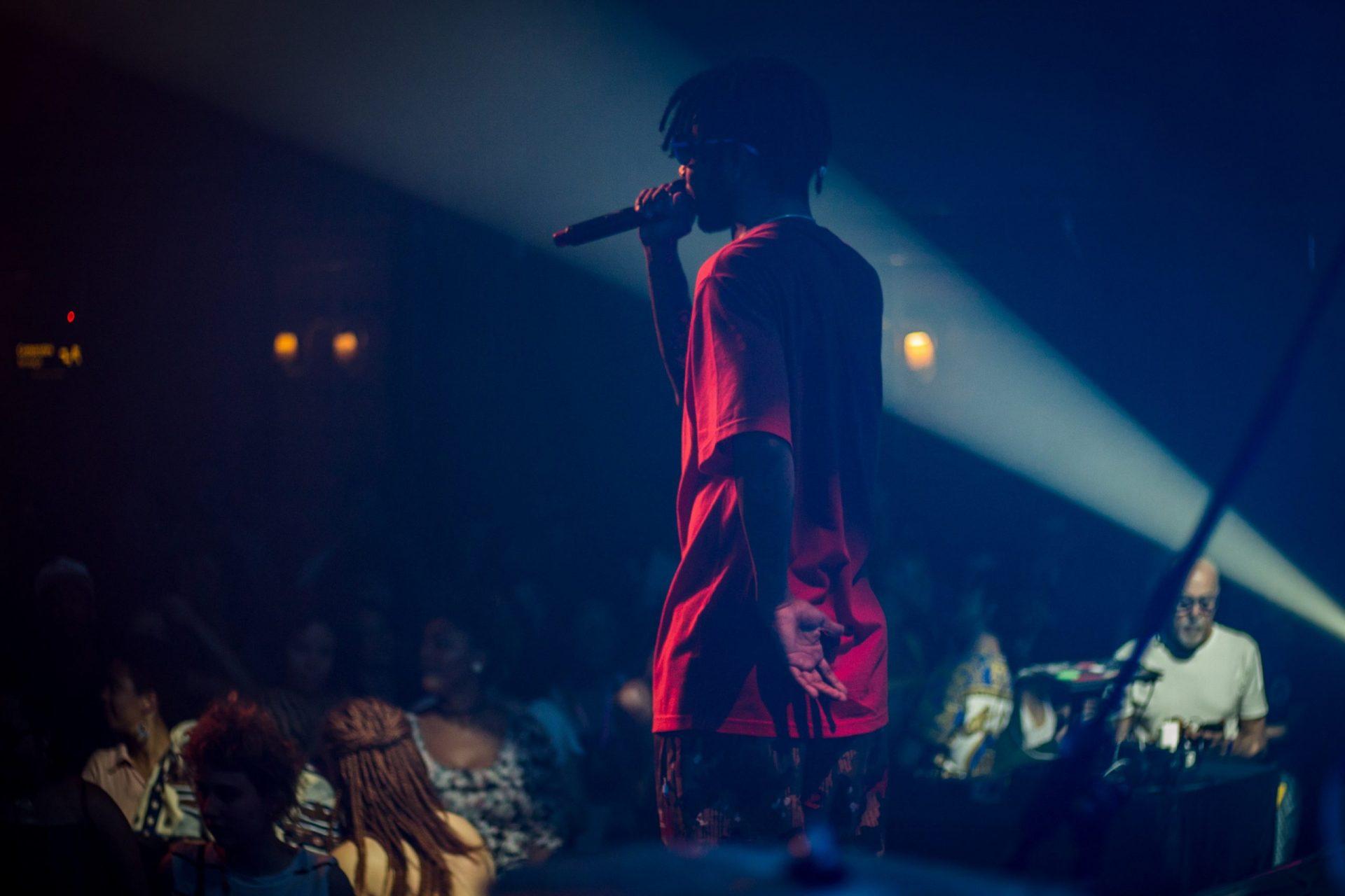 Imagem 4 do Evento Noite Trovoa | Àttøøxxá e Afrocidade