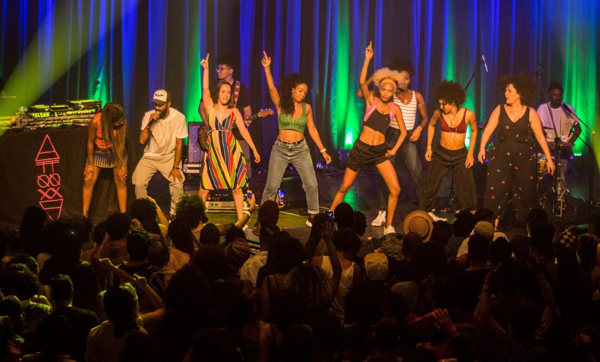 Imagem 14 do Evento Noite Trovoa | Àttøøxxá e Afrocidade