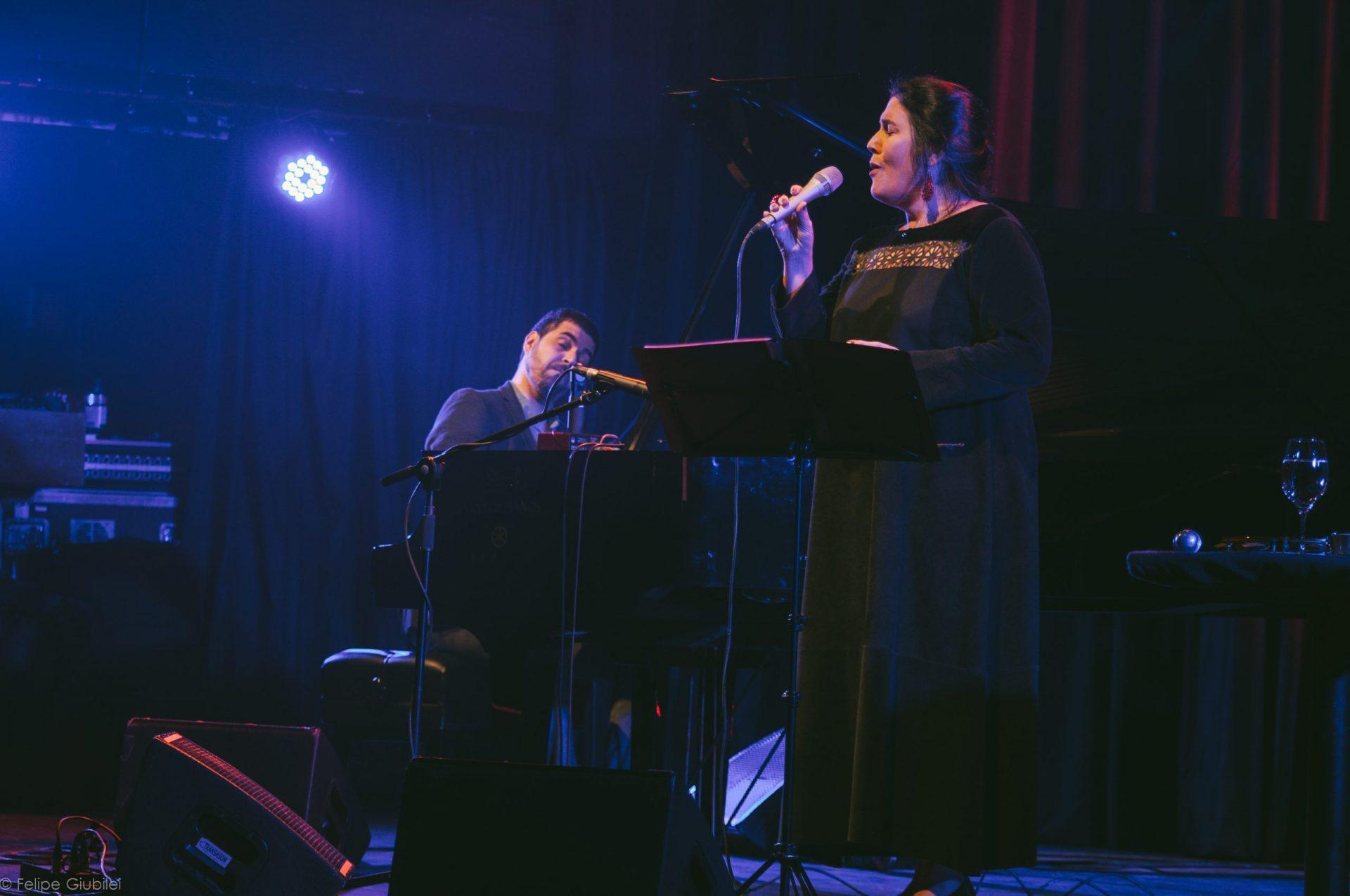 Imagem 2 do Evento Mônica Salmaso e André Mehmari