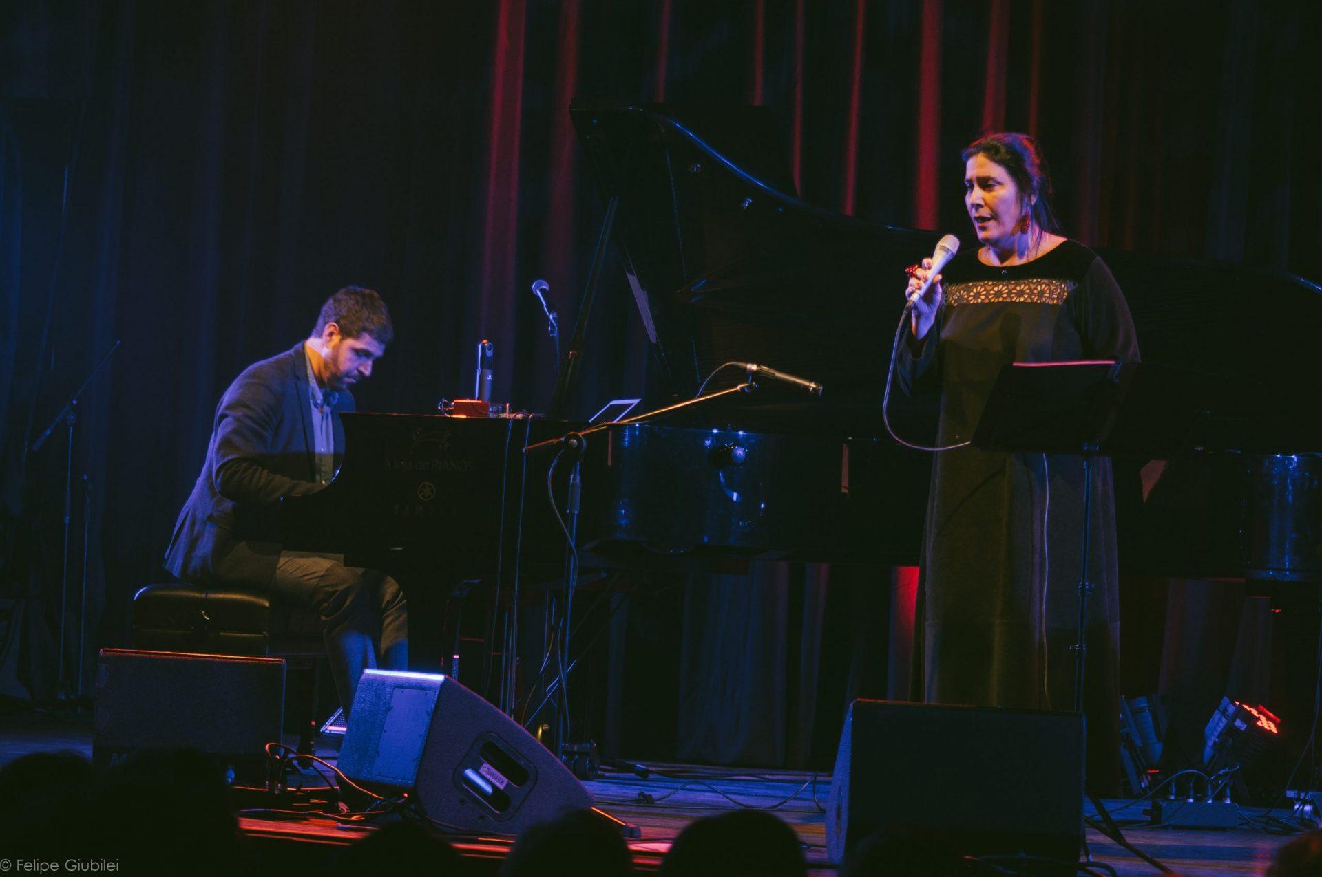 Imagem 4 do Evento Mônica Salmaso e André Mehmari