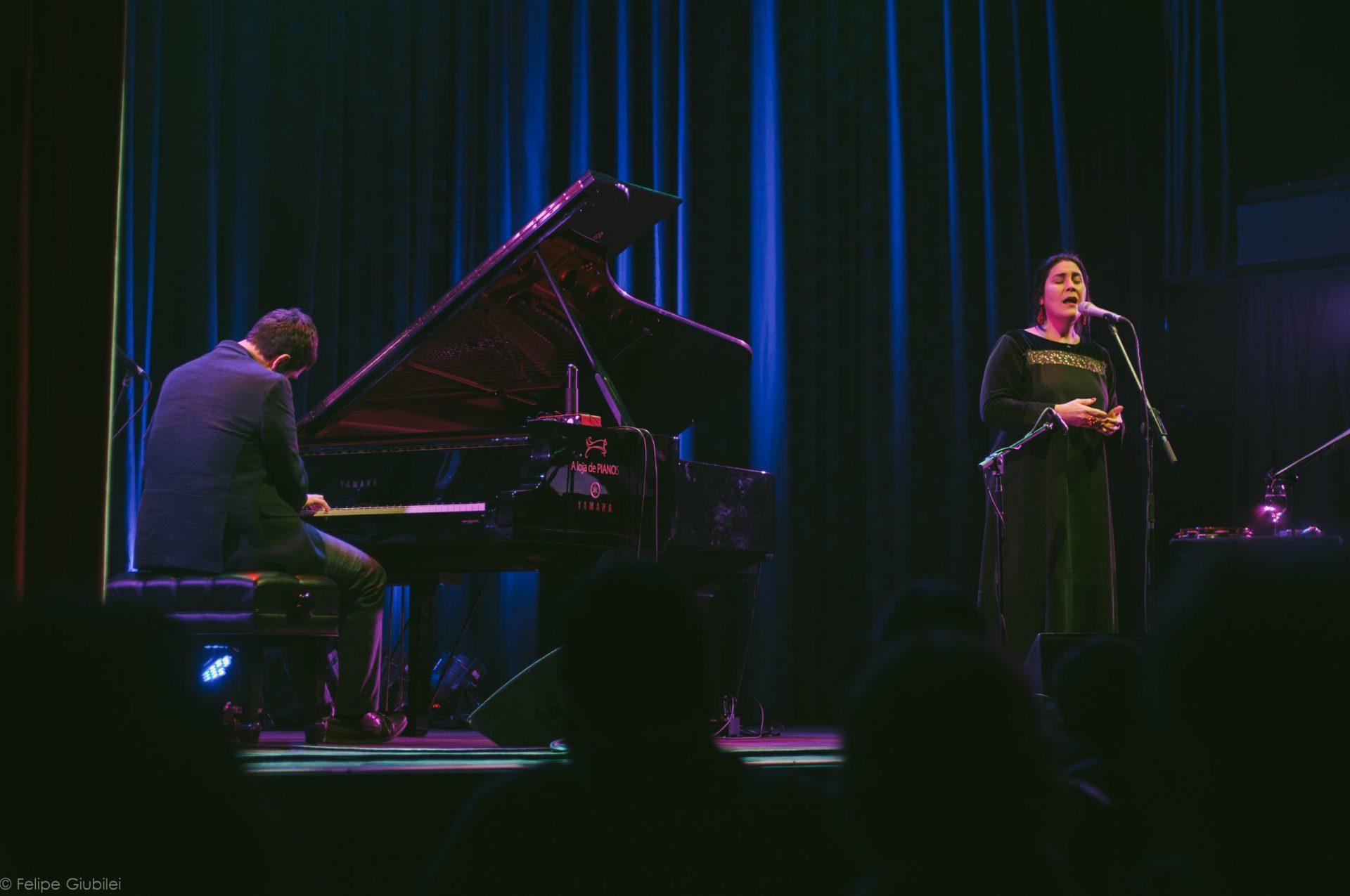 Imagem 6 do Evento Mônica Salmaso e André Mehmari