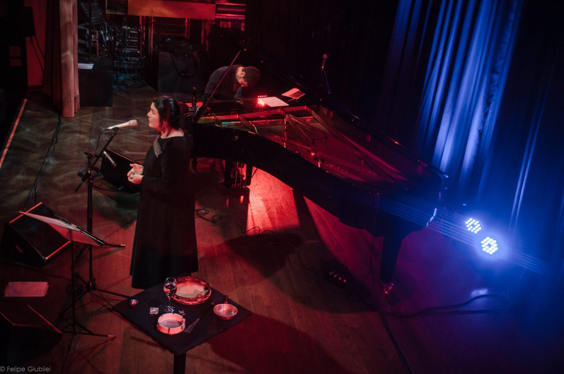 Imagem 9 do Evento Mônica Salmaso e André Mehmari