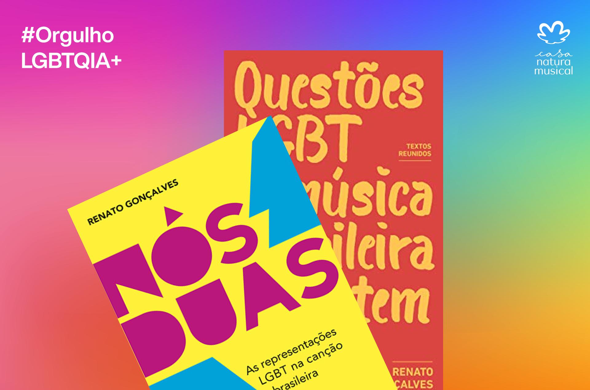 OrgulhoLGBT_Livros_Musica
